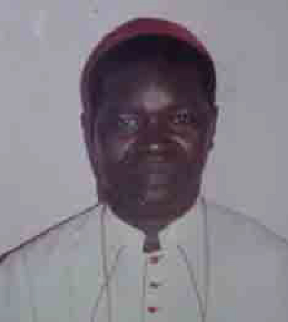 Bishop Telesphore Mkude